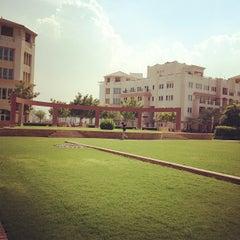 Photo taken at Knowledge Village قرية المعرفة by Rafael M. on 10/17/2012