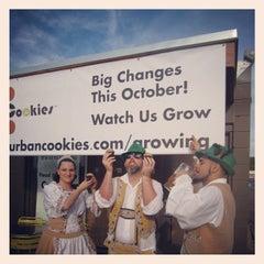 Photo taken at Urban Cookies Bakeshop by Shaun B. on 9/30/2012