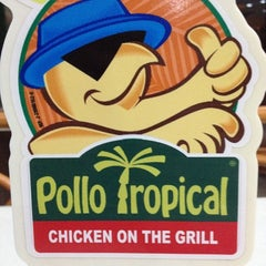 Photo taken at Pollo Tropical by Franjul A. on 10/12/2012