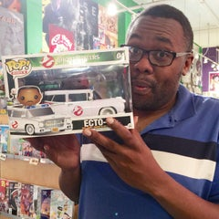Photo taken at Golden Apple Comics by Andre M. on 10/2/2014
