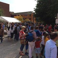 Photo taken at International School of Amsterdam by Evren I. on 9/7/2014