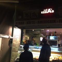 Photo taken at Mila's Kebab by Capt_mm K. on 6/7/2015