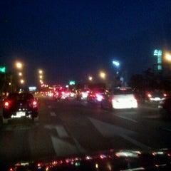 Photo taken at Prasert-Manukitch Road by MamMinMin P. on 11/21/2012
