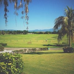 Photo taken at El Tigre Golf and Country Club by Diego E. on 9/22/2015