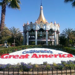 Photo taken at California's Great America by Vanessa G. on 5/1/2013