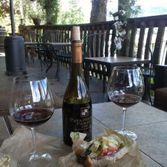 Photo taken at Papapietro Perry Winery by Vanessa G. on 4/15/2013