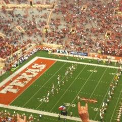 Photo taken at The University of Texas at Austin by Tamara A. on 10/6/2012