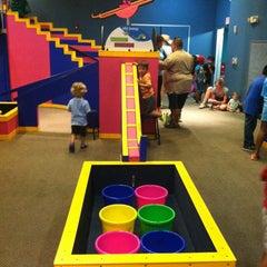 Photo taken at Austin Children's Museum by William S. on 7/24/2013