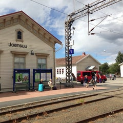 Photo taken at VR Joensuu by Tero on 7/16/2013