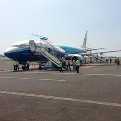 Photo taken at Ahmad Yani International Airport (SRG) by BATRA G. on 3/22/2013