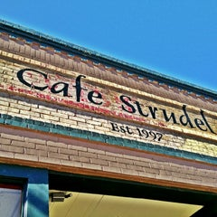 Photo taken at Cafe Strudel by Todd G. on 11/25/2012