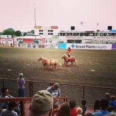 Photo taken at Wild West Arena by Nebraska O. on 6/26/2014