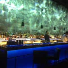 Photo taken at Hakkasan by Rashed A. on 10/10/2012