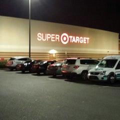Photo taken at Super Target by Katrina S. on 3/6/2014