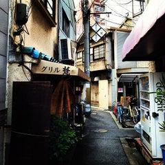 Photo taken at 新世界 グリル梵 by ki19680219 on 9/20/2012