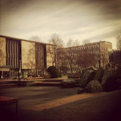 Photo taken at University of Victoria by Vanessa B. on 2/4/2013