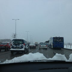 Photo taken at İstanbul Yolu by Eren I. on 12/21/2012