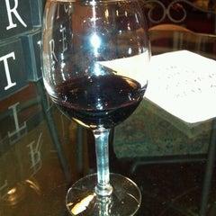 Photo taken at Michelangelo's Coffee & Wine Bar by Luke R. on 10/20/2012