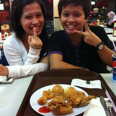 Photo taken at Kentucky Fried Chicken (KFC) by Ashley C. on 1/23/2013