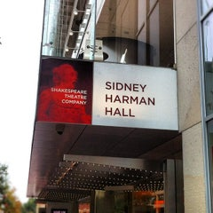 Photo taken at Shakespeare Theatre Company - Harman Hall by Michael S. on 10/7/2012