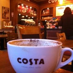 Photo taken at Costa Coffee by Iano4ka I. on 9/26/2012