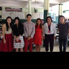 Photo taken at โรงเรียนสอนคนตาบอดพระมหาไถ่พัทยา (Pattaya Redemptorist School for The Blind) by aiRy P. on 8/19/2014
