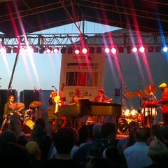 Photo taken at Rochester International Jazz Festival by Nelson L. on 6/30/2013