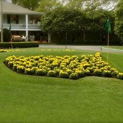 Photo taken at Augusta National Golf Club by Ken H. on 4/10/2013