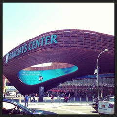 Photo taken at Barclays Center by Ben D. on 6/20/2013