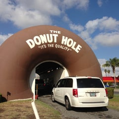 Photo taken at The Donut Hole by Chris C. on 11/18/2012