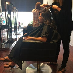 Photo taken at Amato Hair Design & Spa by Wendy L. on 9/19/2015