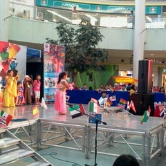 Photo taken at SM Supercenter Muntinlupa by Mikaela A. on 10/23/2012