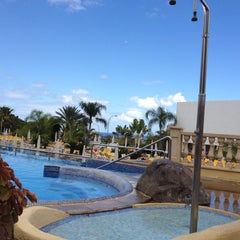 Photo taken at Hotel Paradise Park Resort & Spa by Maritza G. on 5/1/2013