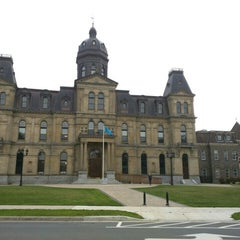 Photo taken at Provincial Legislative Building by Alex P. on 7/30/2015