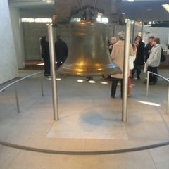 Photo taken at Liberty Bell Center by Carl G. on 2/9/2013