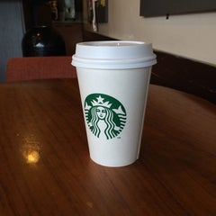 Photo taken at Starbucks by Gayatri P. on 8/7/2014