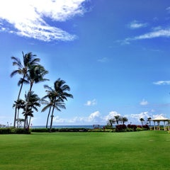 Photo taken at Grand Hyatt Kauai Resort and Spa by David A. on 5/4/2013