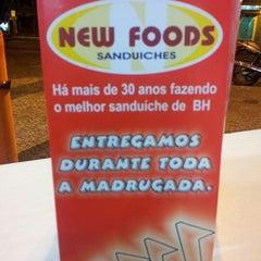 Photo taken at New Foods by Thiago Dias O. on 9/30/2012