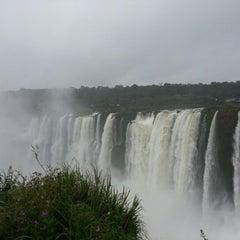 Photo taken at Parque Nacional de Iguazú by Jessica V. on 2/14/2013