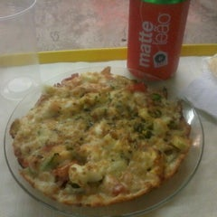 Photo taken at Pizzamille by Daniela D. on 12/7/2012