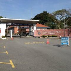 Photo taken at Pusat Latihan Polis (Pulapol) by Sk C. on 1/11/2013
