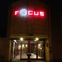 Photo taken at Bioscoop Focus by Simon R. on 3/8/2013