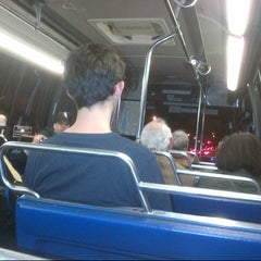 Photo taken at MTA Bus - 7 Av & W 57 St (M/31M57/X12/X14/X30/X42) by Ilie K. on 9/28/2012