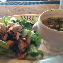 Photo taken at Brio Tuscan Grille by Steve B. on 4/12/2013