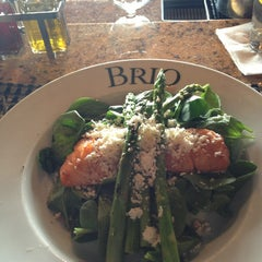 Photo taken at Brio Tuscan Grille by Steve B. on 3/7/2013