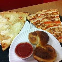 Photo taken at Lazaros Pizza House by Ali C. on 3/26/2013