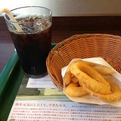 Photo taken at モスバーガー 北24条店 by Kazuhiko M. on 9/17/2013