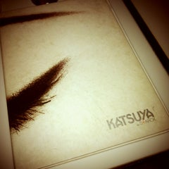 Photo taken at Katsuya at the SLS Hotel by Janey G. on 1/4/2013