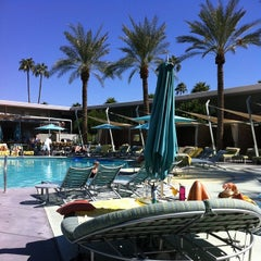 Photo taken at Hotel Valley Ho Pool by Dave D. on 10/13/2013