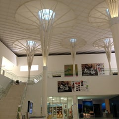 Photo taken at 沖縄県立博物館・美術館 by Naoko N. on 12/18/2012